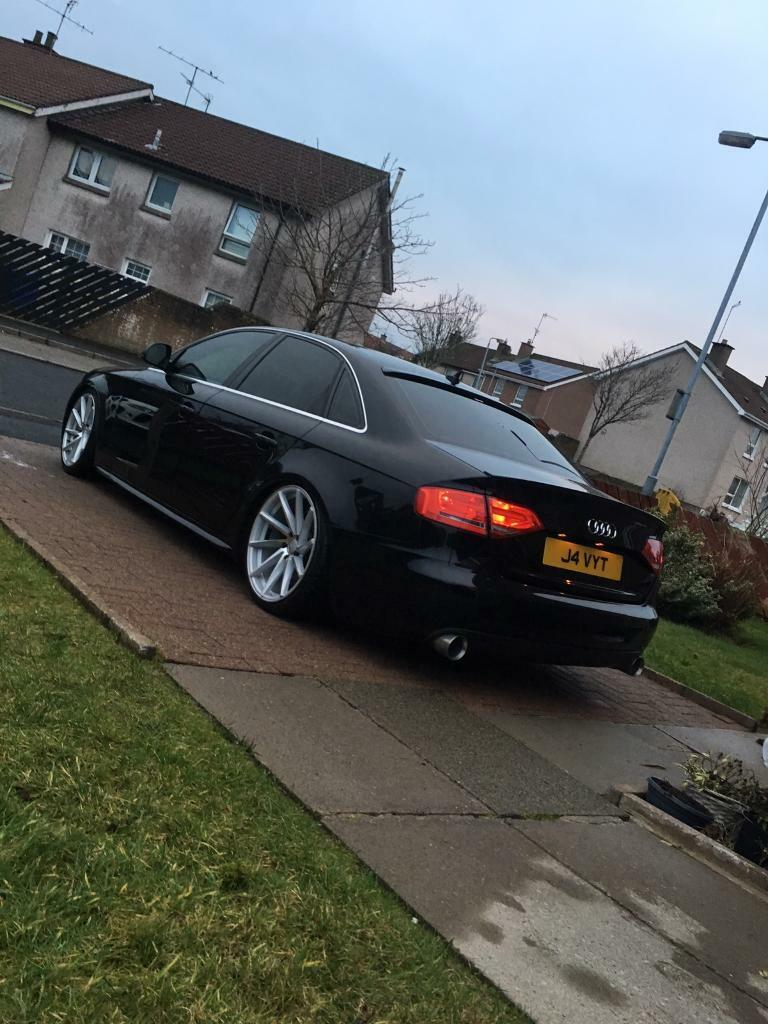 audi a4 b8 2008 in omagh county tyrone gumtree. Black Bedroom Furniture Sets. Home Design Ideas