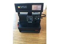 Vintage Polaroid 640 Land Camera