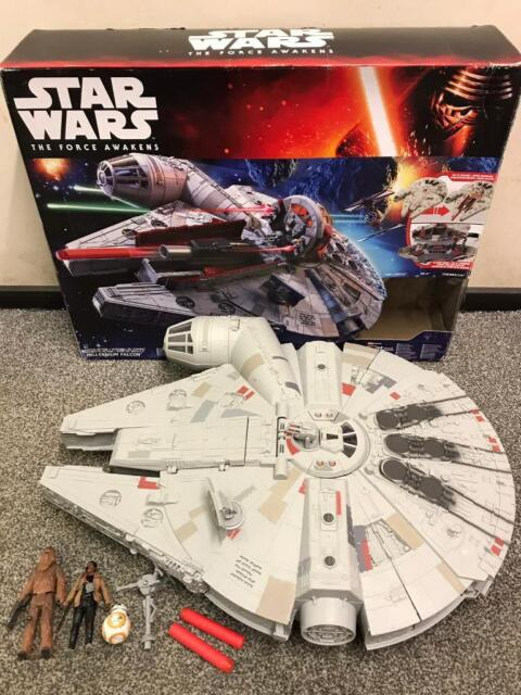 STAR WARS THE FORCE AWAKENS MILLENNIUM FALCON NEW /& BOXED