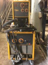 Ine water cooled welder