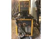 Ine water cooled welder