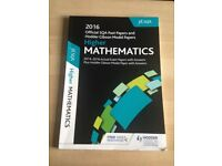 Hodder Gibson Higher Mathematics 2016 Official SQA Past Papers and Model Papers