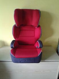 Halfords Group 2-3 Highback Booster Child Car Seat