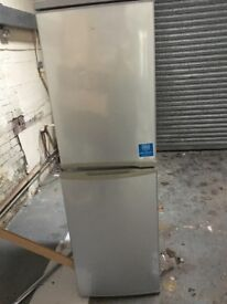 Candy silver fridge freezer less than 12 mths old rrp £270. Want £100 collection Leeds
