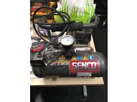 Senco Air Compressor - General Duties - Air Nail Guns