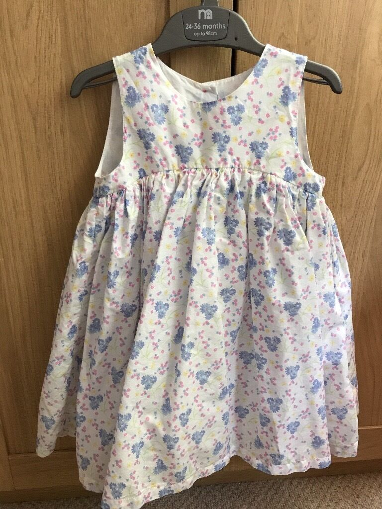 Mothercare girls dress - age 24-36 months