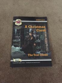 A Christmas Carol (CGP-GCSE text guide)