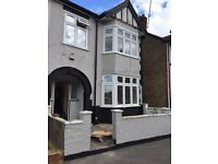 NEWLY REFURBED 4 TO 5 BEDROOM TERRACED HOUSE TO LET IN UXBRIDGE FOR £1900