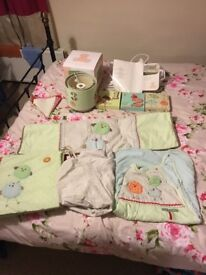 Next baby bedroom set