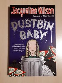Jacqueline Wilson- Dustbin Baby