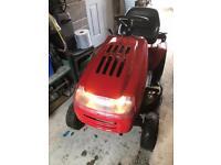 Mtd RH 115B petrol ride on lawnmower sit on mower