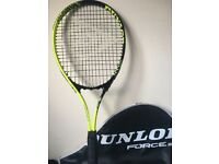 Nearly New Dunlop Force Tennis Racket