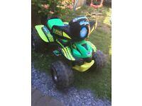 Kawasaki Ninja 12V Four Wheels Ride On