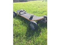 Brand new united skates grass board