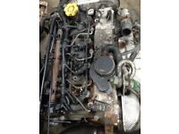 LDV MAXUS EURO 5 ENGINE+ BOX 2.5 VM 16V DIESEL 2010 ONLY 78,000 READY TO FIT.