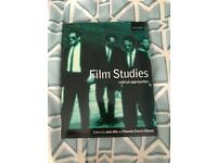 Film studies critical approaches book