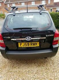 Hyundai Tucson new mot tidy and has 63000 on the clock 2wd