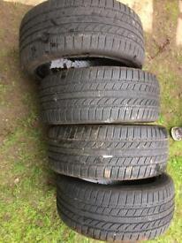 Bmw Snow tyres