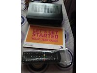 Manhattan Plaza HD-S2 Smart freesat HD Digital Receiver