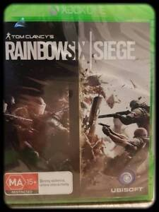 Rainbow six siege new&sealed