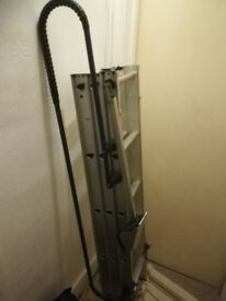 Abru aluminium loft ladder