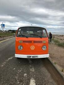Volkswagen T2 Bay window Canpervan