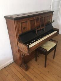Chappell and Co Upright Piano