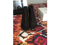 New Look ankle boots size 4