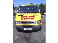 Breakdown Recovery Driver