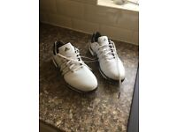 Adidas Tour 360 Boost golf shoes , Men's size 9 in good condition .