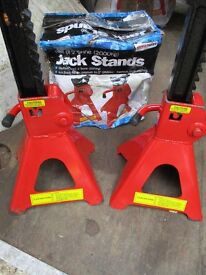 axle stands jack stands 2 ton