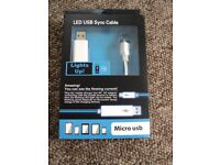 Brand new micro usb cable