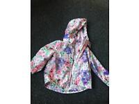 H&M raincoat 1 1/2- 2 years