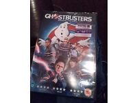 New ghostbusters dvs brand new still in wrapping.