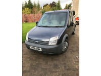 Ford Transit Connect SWB 1.8 TDCi (100ps) 200 Low Roof LX