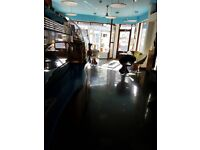 Established Running Coffee Shop & Patisserie in prime location