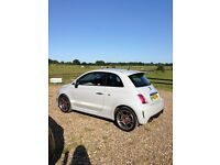 Fiat Abarth 500 1.4 T-Jet 3dr For Sale