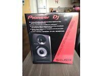 Pioneer S-DJ60X Active Reference Monitor BRAND NEW