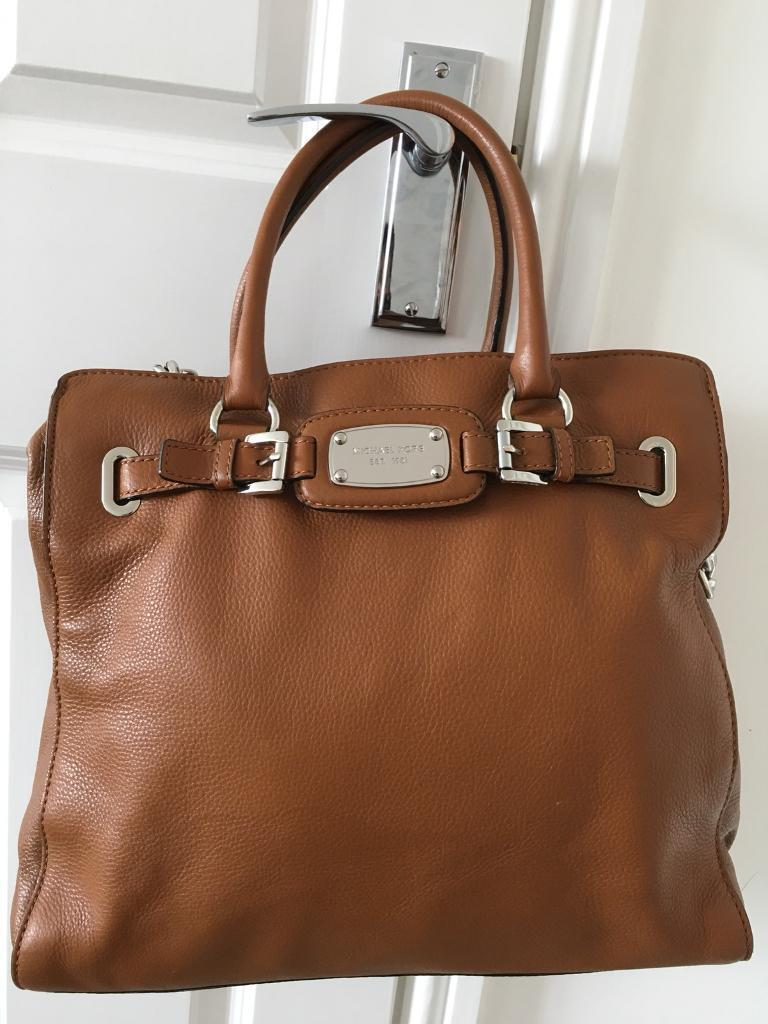 f8061b52d7c5 Michael Kors Hamilton Handbag
