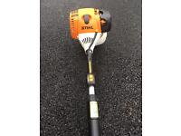 Stihl HT 131 extendable pole saw