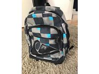 Quiksilver cabin luggage bag