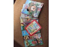 Kids Disney reader and books