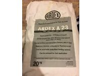 Ardex A 23 Rapid Hardening Cement for Screed Floors 20kg