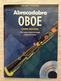 Abracadabra Oboe with CDs - perfect condition