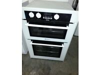 hotpoint multi function built in double oven .in vgc .delivery possible