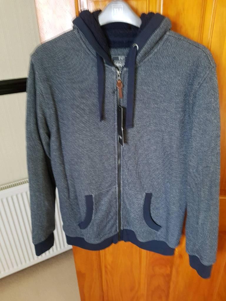 Brand new mens hoodie size L