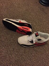 Brand new max air 90 size 9 never worn