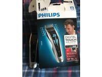 Phillips digital touch control shaved