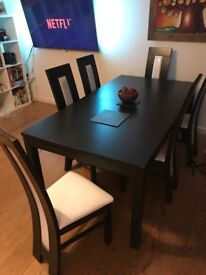 Dining Table - 6 Chairs. Excellent Conditions
