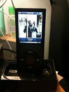Apple iPod Nano 8gb Dark Grey 4th generation Brunswick East Moreland Area Preview